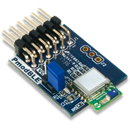 Pmod BLE Bluetooth Low Energy Interface