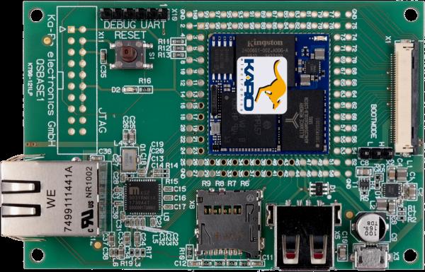 QSMP-SV57 Evalkit